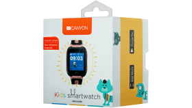 Kids smartwatch, 1.44 inch colorful screen, front camera,   SOS button, single SIM, 32+32MB, GSM(850/900/1800/1900MHz), 400mAh, compatibility with iOS and android, Red, host: 51.6*38.5*14.5mm, strap: 180*20mm, 43g