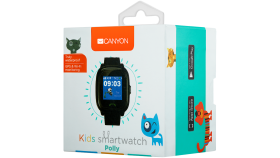 Kids smartwatch, 1.22 inch colorful screen,  SOS button, single SIM,32+32MB, GSM(850/900/1800/1900MHz), IP68 waterproof, Wifi, GPS, 420mAh, compatibility with iOS and android, Black, host: 46*40*15MM, strap: 180*20mm, 46g