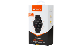 Smart watch, 1.3inches IPS full touch screen, Alloy+plastic body,GPS function, IP68 waterproof, multi-sport mode with swimming mode, compatibility with iOS and android, 500mAh big battery, Host: D48x T15.0mm, Strap: 240x22mm, 70g