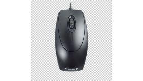 Жична мишка CHERRY M-5450, USB/PS2, Черен