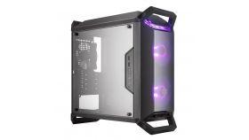 Кутия Cooler Master MasterBox Q300P RGB, Mini-Tower, Черен