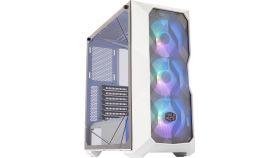 Кутия Cooler Master MasterBox TD500 Mesh White ARGB
