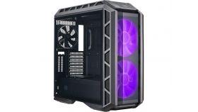 Кутия Cooler Master MasterCase H500P RGB TG, Mid-Tower, Черен