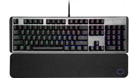 Геймърска механична клавиатура Cooler Master CK550 V2 RGB Red суичове