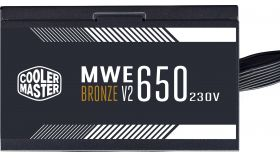 Захранващ блок Cooler Master MWE 650 Bronze - V2 230V