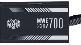 Захранващ блок Cooler Master MWE White 230V 700W V2