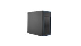 CoolerMaster MASTERBOX E501L BLUE TRIMM