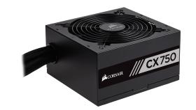 CORSAIR CX750 750 Watt Power Supply EU Version