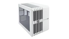 Кутия за компютър CORSAIR Carbide Series® Air 240 Arctic White High Airflow MicroATX and Mini-ITX PC Case - ПО ПОРЪЧКА