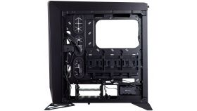 CORSAIR Carbide Series SPEC-OMEGA RGB Mid-Tower Tempered Glass Gaming Case — White