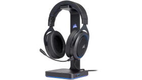 CORSAIR HS50 PRO STEREO Gaming Headset, Blue (EU Version)
