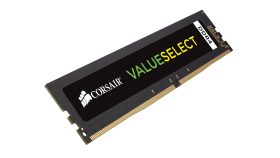 Памет Corsair DDR4, 2133MHZ 4GB (1 x 4GB) 288 DIMM 1.20V, Unbuffered, 15-15-15-36