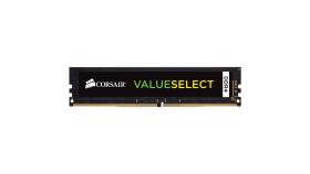 Памет Corsair DDR4, 2666MHZ 8GB (1 x 8GB) 288 DIMM 1.20V, Unbuffered, 18-18-18-43, Intel new Gen and AMD Ryzen motherboards