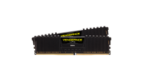 Corsair Vengeance LPX 16GB (2 x 8GB) DDR4 DRAM 4000MHz C18, 1.35V, 18-18-18-43, DIMM, XMP 2.0, Compatible with Intel 300 Series, Intel X299, AMD X570, Black