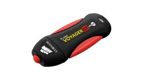 Corsair Flash Voyager GT USB 3.0 64GB, Read 390MBs - Write 80MBs, Plug and Play