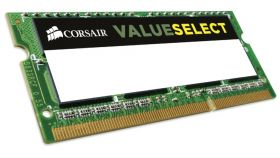 Памет Corsair DDR3L,1333MHz 4GB (1 x 4GB) 204 SODIMM 1.35V, Unbuffered