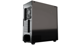 COUGAR Gemini S - Silver, Mid-Tower, Mini ITX / Micro ATX / ATX / CEB / E-ATX,USB3.0 x 2, USB2.0 x 1, Mic x 1 / Audio x 1, RGB Control Button, 7 Expansion Slots, Standard ATX PS2, Trelux Lighting with Addressable RGB LEDs and Dynamic Lighting Effects