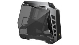 Chassis COUGAR Conquer Essence, Mini Tower, Mini ITX / Micro ATX, aluminium Alloy + Tempered Glass, Dimension (WxHxD) 233 x 480 x 522 (mm), USB3.0 x 2/Microphone x 1/Audio x 1