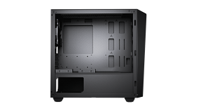 COUGAR MG130, Mini ITX / Micro ATX, USB3.0 x 1, USB2.0 x 1, Mic x 1 / Audio x 1, Reset Button, Expansion Slotsx4, Standard ATX PS2, Water Cooling Support, 210 x 415 x 400 (mm
