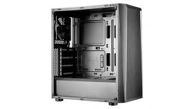 Chassis COUGAR MX340, Middle Tower, Mini ITX / Micro ATX / ATX, Dimension (WxHxD) 208 x 450 x 405 (mm), USB3.0 x 1 / USB2.0 x 2, Mic x 1 , Audio x 1, PSU Standard ATX PS2