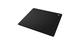 COUGAR Control EX-L, Gaming Mouse Pad, Water resistant, Stitched Border + 4mm Thickness, Wave-Shaped Anti-Slip Rubber Base, Natural Rubber, 450 x 400 x 4mm