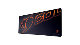 COUGAR ARENA Black Gaming Mouse Pad, Width(mm/inch) 800/31.49, Length(mm/inch) 300/11.81,Thickness(mm/inch) 5/0.19,Surface Material -Cloth,Base Material-Natural Rubber,Base Colo -Black