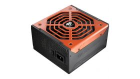 COUGAR BXM 850, 80 Plus Bronze efficiency certification, 105?C Japanese standby capacitors, Semi-modular Power Supply Unit, HDB Fan, Strong Safeguards : OCP, OPP, OVP, UVP, SCP & OTP, Superior fan Curve Tuning