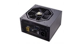COUGAR GX-S 550, 500W, 80 Plus Gold, Flawless Operation at 40°C, Compact PSU Size: for All PC Cases, Single +12V DC Source, Optimized Over Current Protection