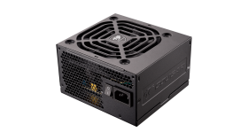 COUGAR STX 550, 550W 80-PLUS Efficiency, Ultra-quiet & Temperature-controlled 120mm fan, Full Protections with SCP, OCP, OVP, UVP, OPP