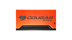 COUGAR CMX 1000, 1000W, 80 Plus Bronze, Ultra-quiet & Temperature-controlled 120mm Fan, Full Protections with SCP, OCP, OVP, UVP, OPP