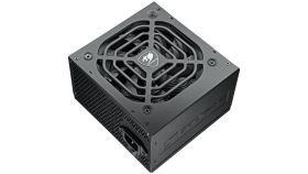 COUGAR POWER XTC 550, 550W, 80 Plus Efficiency, Connectors: 1x 24-pin MB, 1x 8-pin CPU, 2x P-ATA, 5x S-ATA, 2x PCI-E 8(6+2)-pin, Under & Over Voltage Protection, SCP, OPP, OCP, Superior Fan Curve Tuning, Active PFC, 105°C Japanese Standby Capacitors