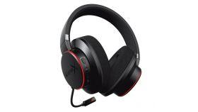 Слушалки с микрофон CREATIVE SoundblasterX H6, 7.1 Virtual Surround Sound, Aurora Reactive RGB, Черен