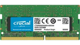 Компютърна RAM памет Crucial 4GB DDR4-2400 SODIMM CT4G4SFS824A