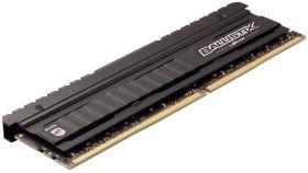 Памет Crucial Ballistix Elite, 8GB single rank DDR4 PC4-27700 3466Mhz, CL16, BLE8G4D34AEEAK