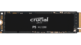Solid State Drive (SSD) Crucial P5 M.2-2280 PCIe Gen 3x4 NVMe 2TB