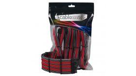 Комплект оплетени кабели CableMod PRO ModMesh Black/White