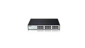 D-LINK 24-Port Layer2 Smart Gigabit Switch - fanless