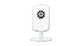 Камера за видеонаблюдение D-Link  DCS-932L/E Securicam Wireless N Home IP Network Camera, WPS, IR w/ myDlink