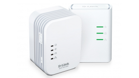 Адаптер D-Link DHP-W311AV/E PowerLine AV 500 Wireless N Extender
