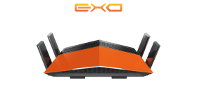 Wireless AC1900 Dualband Gigabit Cloud Router EXO