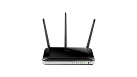 4G LTE Wireless  AC750 Router with GE WAN