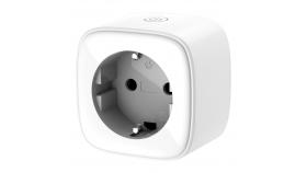 Смарт контакт Mini D-link Wi-Fi Smart Plug DSP-W118/E