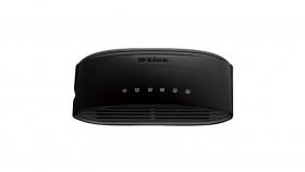 Суич D-Link DES-1005D/E, 5 портов 10/100, Desktop