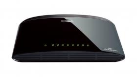 Суич D-Link DES-1008D/E, 8 портов 10/100, Desktop