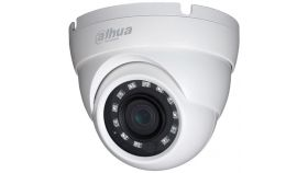 """Dahua HD-CVI camera 2MPix, Water-proof, Day&Night, 1/2.7"""" CMOS, 1920?1080 Effective Pixels, 25fps@1080P, Focal Length 2.8mm, 103° 0.02Lux/F1.85, 0Lux IR on, IP67, outdor instalation."""