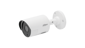 "Dahua HD-CVI Bullet camera 4MP, Water-proof, Day&Night, 1/3"" CMOS, 2560?1440 Effective Pixels, 30fps@4MP, Focal Length 2.8mm, View angle 97.0°, IR distance up to 30m, 0.03Lux/F2.0, 0Lux IR on, IP67, outdoor installation, 12V DC, max 4.9W"