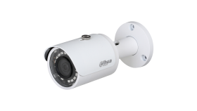 "Dahua IP camera 2MP , Water-proof, Day&Night, 1/2.9"" CMOS, 1920?1080 Effective Pixels, 25fps@1080P, Focal Length 3.6mm, 0.0Lux/F2.0, 0Lux IR on, IP67, PoE."