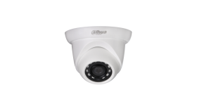 Камера Dahua IPC-HDW1431S-0280B-S4, 4MP, Eyebal, IP, 2,8мм, ден/нощ 30м.,IP67, IK10, PoE