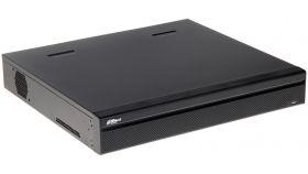 Цифров видеорекордер Dahua NVR4416-4KS2, IP, Lite, 16 канала, 2 x RJ45, 4K, H.265, 1.5U