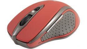 Defender Безжична оптична мишка Safari MM-675,6 buttons, 800/1200/1600 dpi, Red
